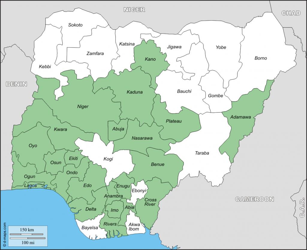 TMC Work in Nigeria Infographic
