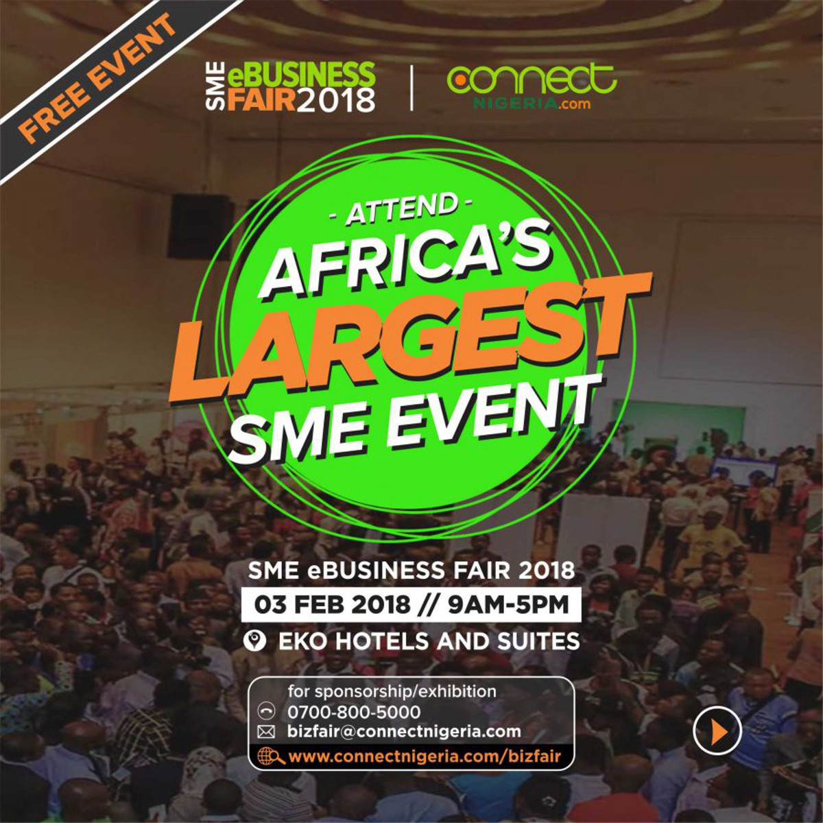 Connect Nigeria SME eBusiness Fair