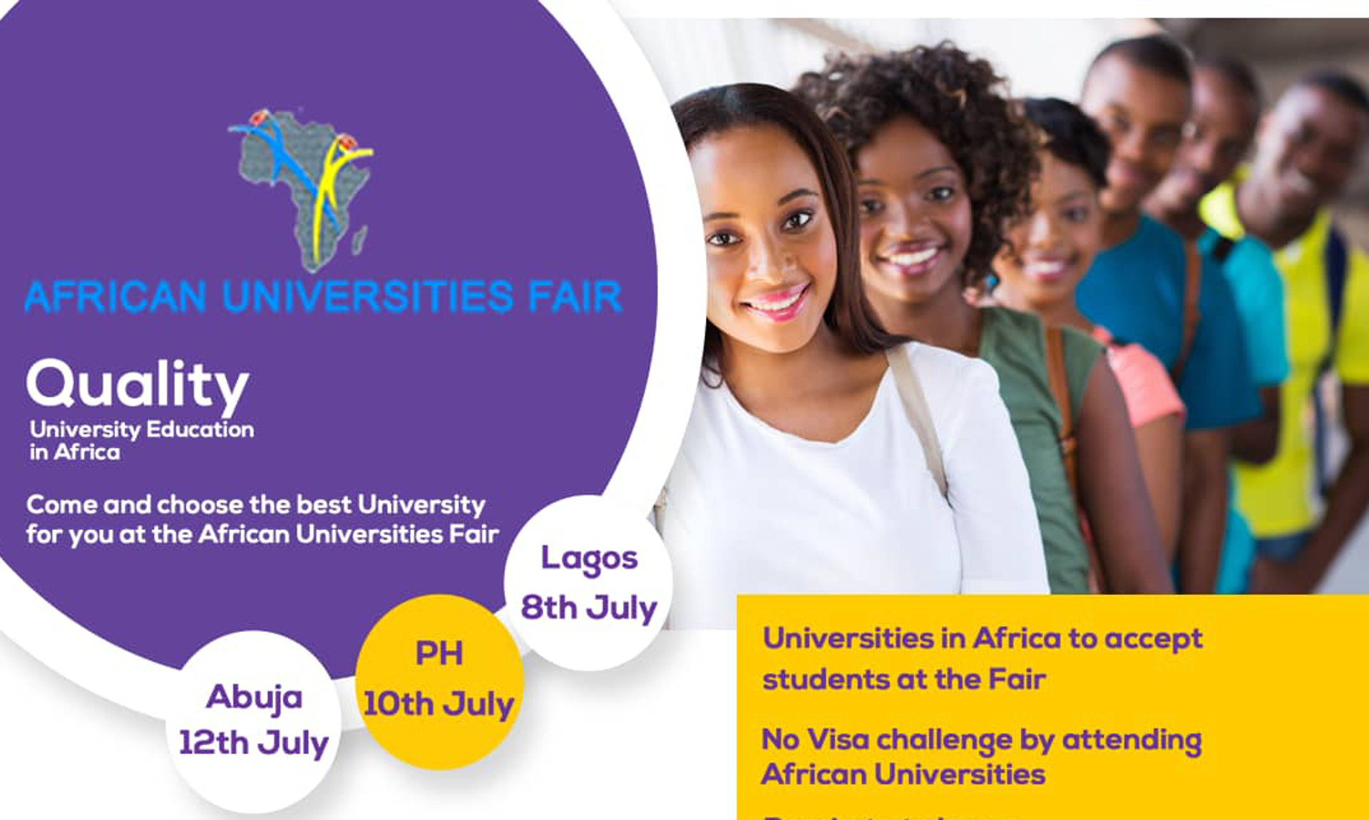 African Universities Fair